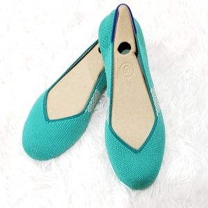 Rothy's Calypso Round Toe Flats Discontinued